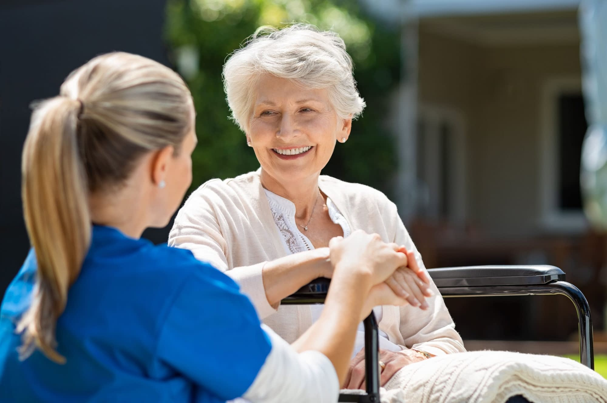 Read more about the article Senior Nursing Care Service